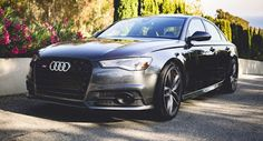 Fünf erste Eindrücke: 2016 Audi S6 Audi Audi S6 First Drive Reviews