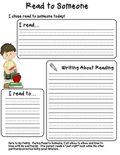 Funky First Grade Fun: Daily 5 Book Study - Chapter 5