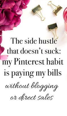 Earn money with Pinterest every time you pin!