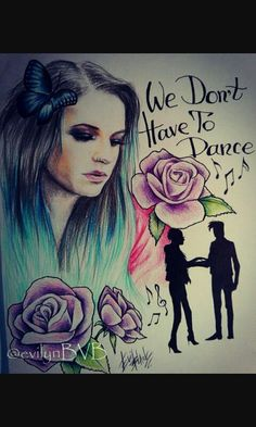 We don't have to dance _Andy Black