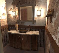 Powder room concept 2