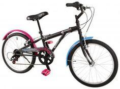 Bicicleta Infantil Caloi Kids Monster High Aro 20 - 7 Marchas Freio V-brake
