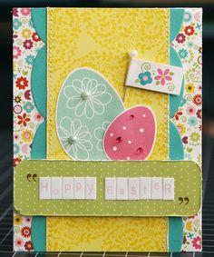 Karten Dies und Das Designer Laura Vegas for Scrapbook & Cards Today WCMD
