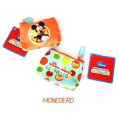 Monedero clásico mickey