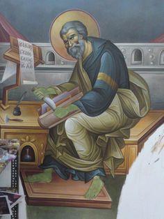 Byzantine Icons, Byzantine Art, Wall Ornaments, Orthodox Icons, Saints, Religion, Projects To Try, Fine Art, Superhero