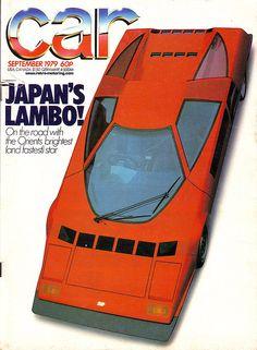 "Nissan Dome - Japan""s Lambo! lulz"