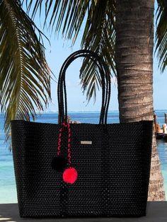 8ccd234d8 11 mejores imágenes de Bolsas de Tonalá | Craft bags, Plastic bags y ...