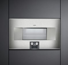 Combo steam oven with sous vide mode and touch to open BS 484/BS 485