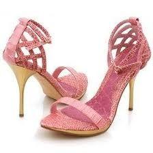 pink shoess