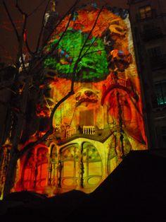 #mapping Casa Batlló #barcelona