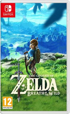 The Legend of Zelda : Breath of The Wild - Switch - Acheter vendre sur Référence Gaming