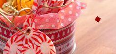 Candy Christmas Orna