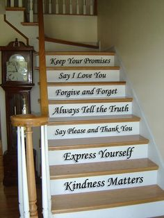 Lovely Galatians 5 22 23   STAIR CASE   Art Wall Decals Wall Stickers Vinyl Decal  Quote   But The Fruit Of The Spirit Is | Bible Verse Art | Pinterest | Stair  Case ...
