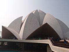 Bahá'í House of Worship(Lotus Temple)