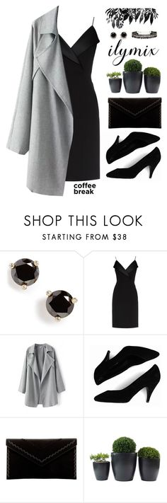 """""""Coffee break"""" by fanfanfann ❤ liked on Polyvore featuring Kate Spade, La Mania and Danielle Nicole"""