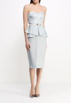 Платье LOST INK EMMIE CORSET BODYCON купить за 2 570руб LO019EWFTP60 в интернет-магазине Lamoda.ru