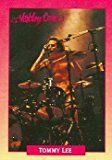 #10: Tommy Lee trading Card (Motley Crue) 1991 Brockum Rockcards #199