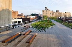 Fundadores do High Line recebem Prêmio Vincent Scully