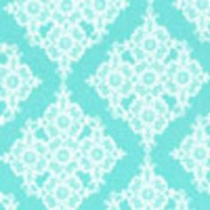 Michael Miller House Designer - Wedding - Linda Lace in Aqua