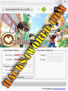 LINE I love Coffee Hack working with iOS and Android download only from: http://hacks4world.com/line-i-love-coffee-hack/  LINE I love Coffee Hack Features: Gold generator Cash generator  LINE I love Coffee Hack working with iOS and Android download only from: http://hacks4world.com/line-i-love-coffee-hack/