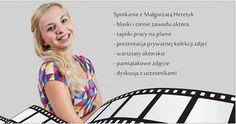 Warsztaty teatralne z Małgorzatą Heretyk