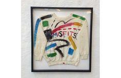 Jean-Michel Basquiat Misfits Sweater Selling for $38,000 on eBay