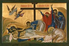 Lamentation of Christ - Holy Thursday - Descent from the Cross