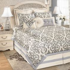 LOVE this bedding set!