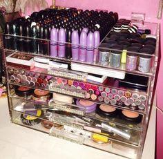 #organized #makeup #organization