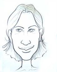 How To #Draw #Caricatures Quickly and Easily! Easy Step By