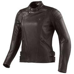 Ladies VIOLA REALE 100/% Agnello Nappa Giacca Da Motociclista