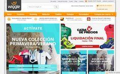 Wiggle es una plataforma de comercio online destinada a deportistas, con productos para los que practican triatlón, ciclismo, running, natación, etc.