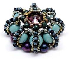 Turquoise Rivoli Urchin Kit