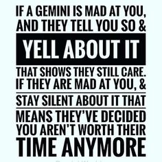 This is how it goes. Really. Gemini Quotes, Zodiac Signs Gemini, Zodiac Quotes, Zodiac Facts, Quotes Quotes, Zodiac Mind, Crush Quotes, Life Quotes, Gemini Compatibility