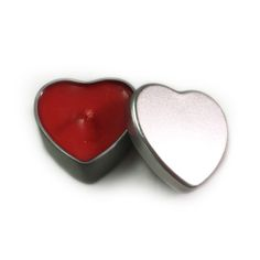 The bottom of mini heart shape candle tin is deep drawn and seamless to avoid any leakage when filing wax in. http://www.tinpak.us/Products/Plainheartshapecandletins.html