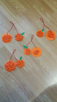 Μανταρίνια πορτοκάλια!