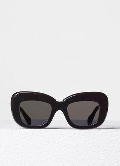 Diane Sunglasses in Acetate - Céline