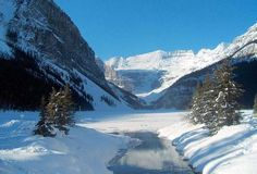 Where: In the heart of the Rockies, Alberta, visitors can explore the Icefields Parkway.For more inf... - Canadian Living