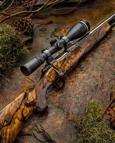 This is the official page of Gentleman Bobwhite, dedicated to the outdoor lifestyle and the pleasures of pursuing the gentleman of game birds: the bobwhite quail. Hunting Rifles, Deer Hunting, Hunting Stuff, Hunting Gear, Hidden Gun Storage, Camo Guns, Firearms, Shotguns, Bolt Action Rifle