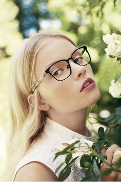 dd62e9c6f6f Cacharel Spring 2016 Ready-to-Wear Fashion Show. Eye GlassesGlasses  FramesGlasses ...