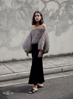 From bold flares to dramatic ruffles, we've rounded up five ways to style statement sleeves. Channel the trend by matching an oversized off-the-shoulder blouse with a sleek midi skirt....