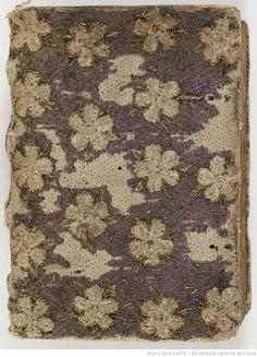 Horae ad usum Mettensem ou Heures dites d'Isabeau de Bavière, reine de France. Date d'édition : 1375-1400 Type : manuscrit Langue : Latin Français