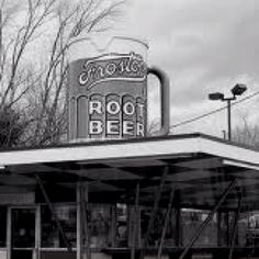 Frostop Drive-in, Huntington WV