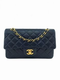 Chanel | Chanel Vintage Quilted Lambski...