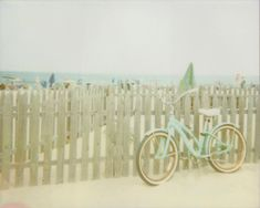 Retro Beach Bicycle