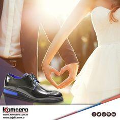 En özel gününüzde, Komcero şıklığı sizinle... #Komcero #ayakkabı #trend #fashion #moda #AyağınızdakiEnerji