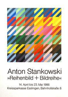Anton Stankowski artist - Google Search