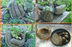 DIY-Concrete-Garden-Hands