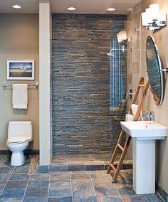 About to remodel my master bath (as in, I am going to create a master bath!) and looking for ideas