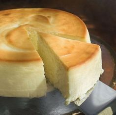 Tarta de Queso y Yogurt.